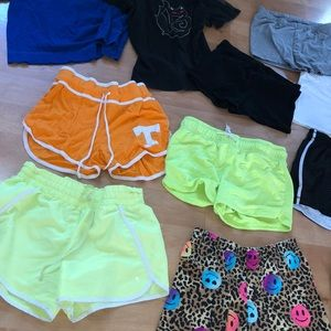 Matching Sets - Girls size 16/18 shorts bundle